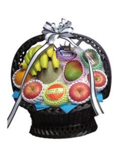 果物篭1000円